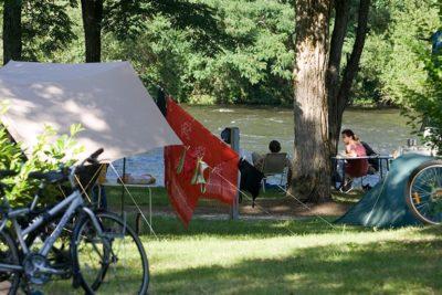emplacement tente camping corrèze echo malpas