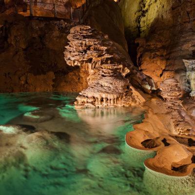 padirac gouffre grotte vacances camping malpas