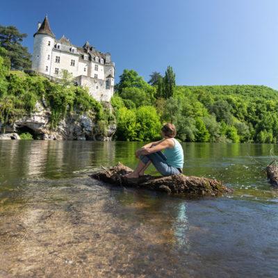 vallée dordogne camping malpas Corrèze