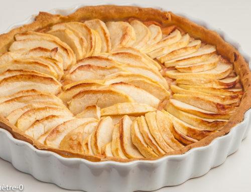 Recette de la tarte aux pommes de Papy Jean